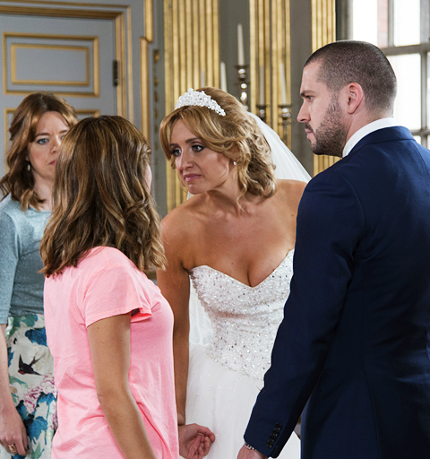 Will the Connors' double wedding go ahead?