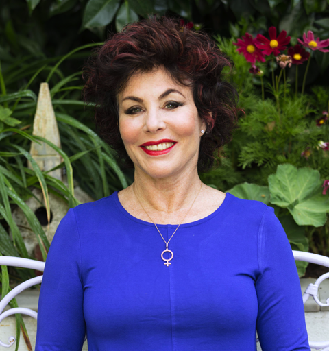 Comedienne Ruby Wax uncovers her family's secrets