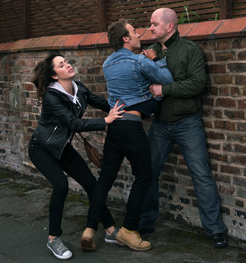 Shona and David's actions endanger Max and Lily…