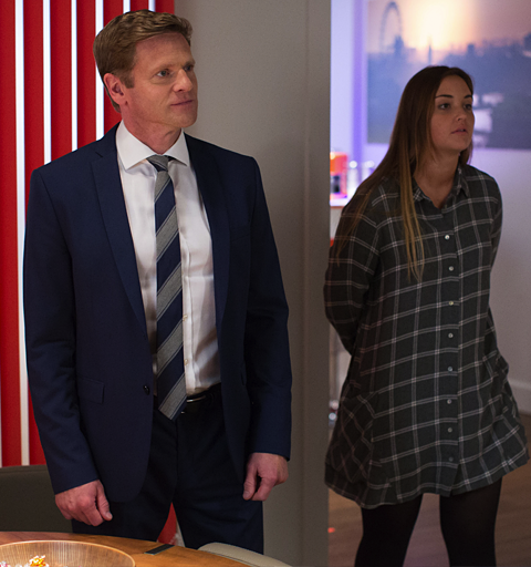 Lauren begins sleuthing after Ben makes a disturbing discovery…