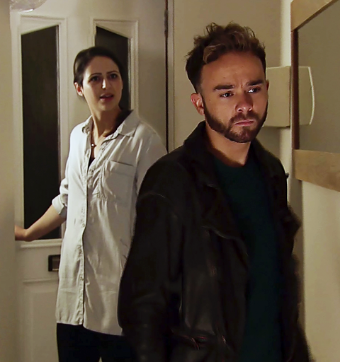 Gary's feared dead after an explosion, and David discovers Nicola is pregnant with his baby!