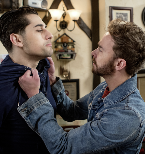 David gets a suspended sentence but is his ordeal over?