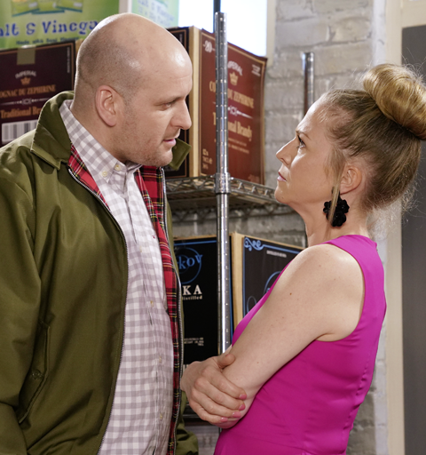 Has Mick made a mistake over Stuart?