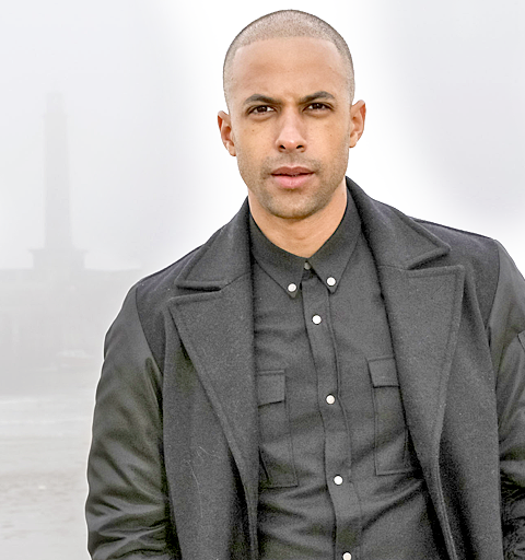 Former JLS star Marvin Humes digs into his family history