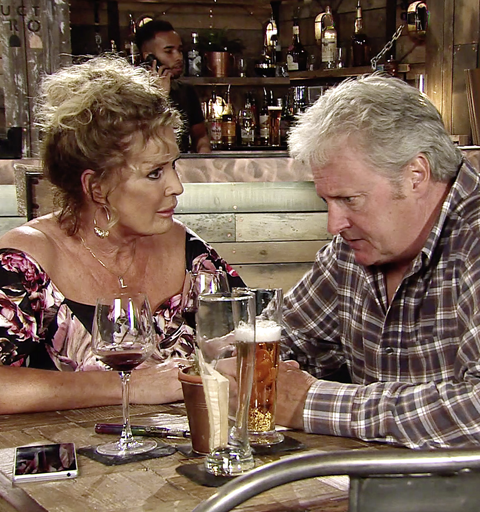 Jim delivers some shocking news to Liz about their dead daughter!