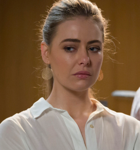 Chloe finds herself facing a moral dilemma…