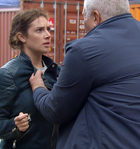 Victoria is thrown into danger whilst searching for Adam