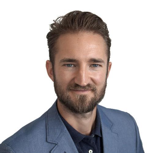 Jakob B. Svendsen. Adm. Direktør