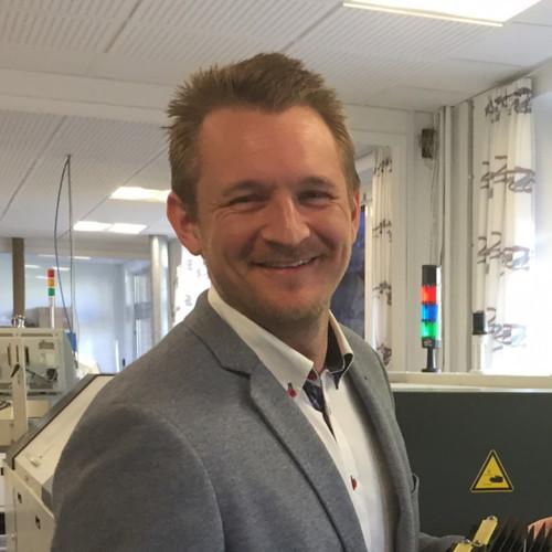 Martin B Svendsen. Teknisk Direktør