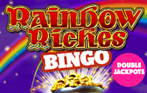 Rainbow Riches will be available for a limited time only!