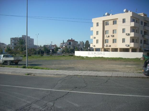 Οικόπεδο στην Ενορία Σωτήρος, Λάρνακα