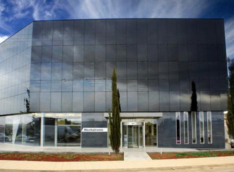 Γραφεία πολυτελείας στην περιοχή Λατσιών...