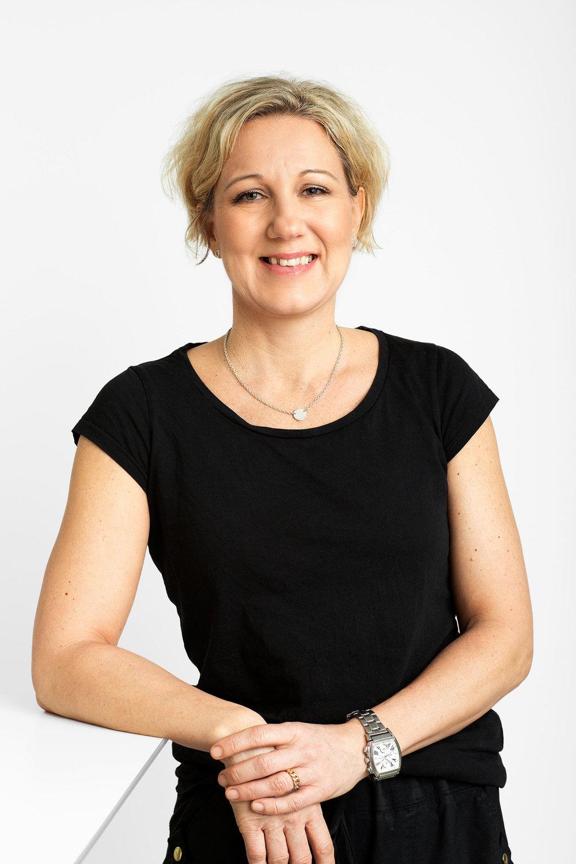 Åsa Dahllöf ,certifierad massör