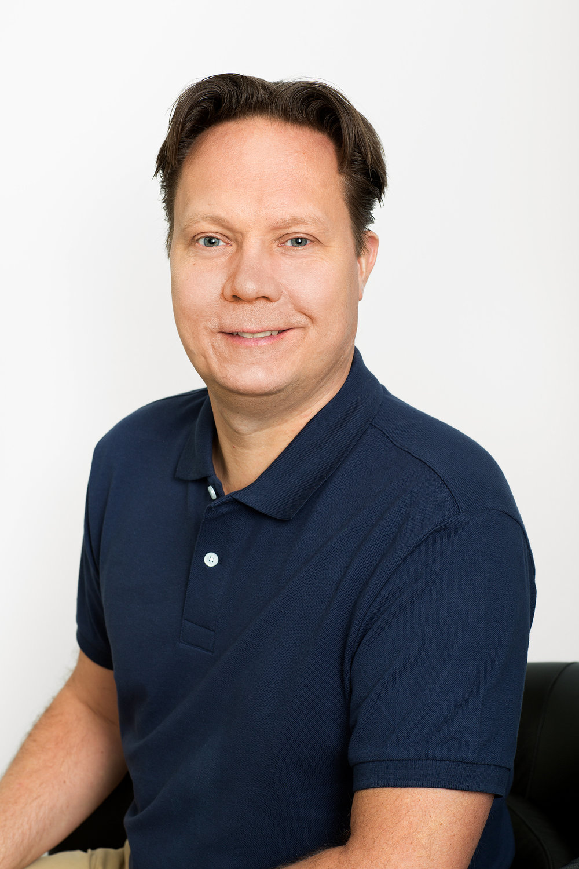 Martin Carlson , legitimerad kiropraktor