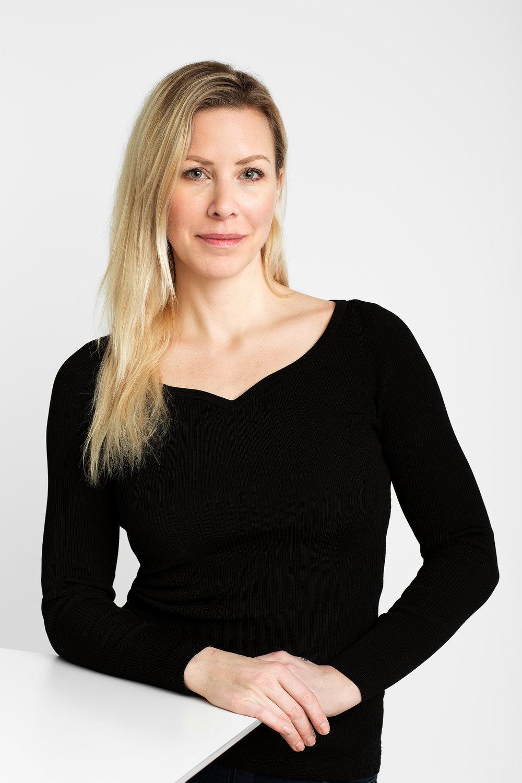 Mya Lindahl , legitimerad kiropraktor