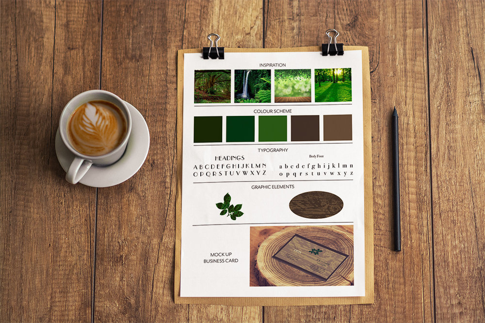 Helloimsam_corporate_brand_identity_greenery