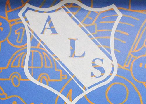 ALS - Mural Design