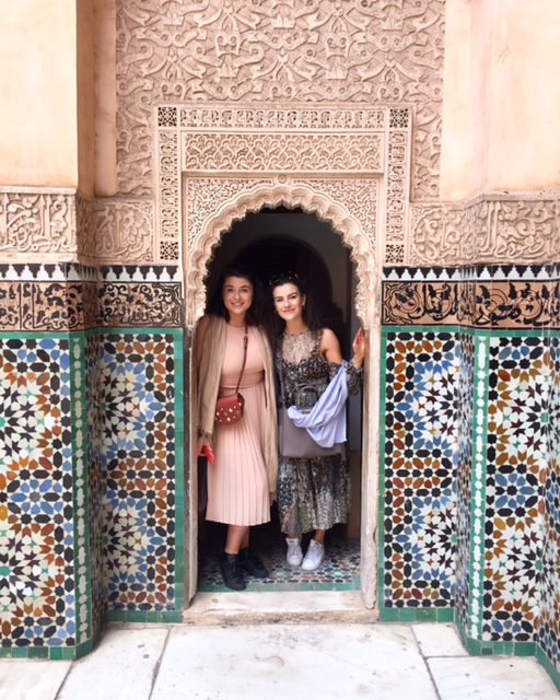 As-salamu alaykum, Marrakech