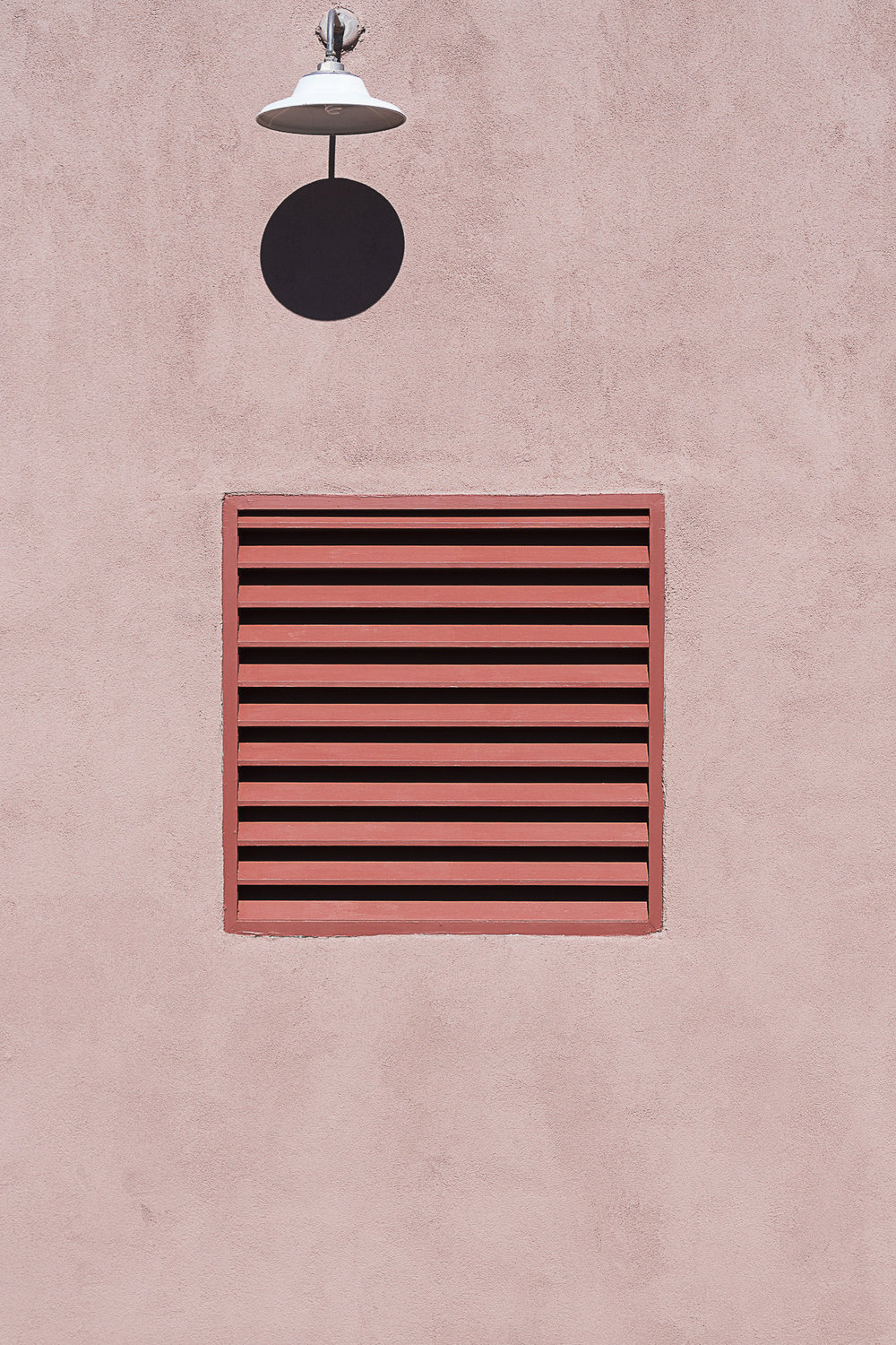 Contemporary Pink Wall Photograph