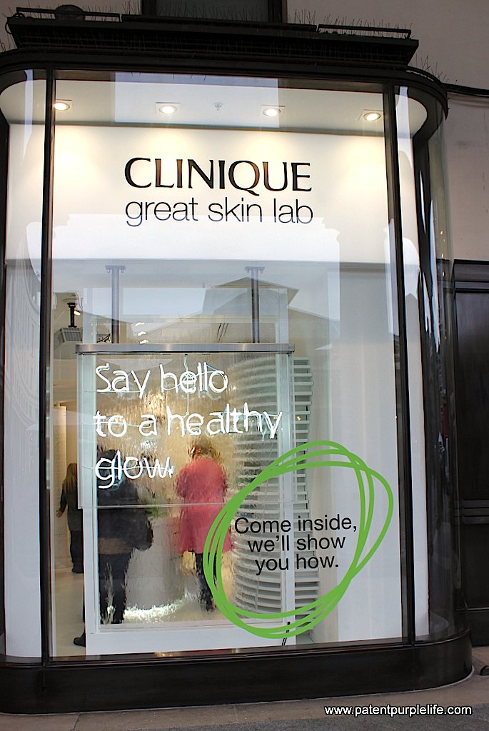 Clinique Pop Up Shop 2