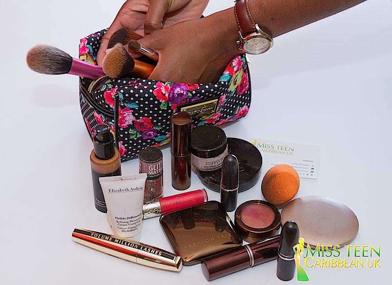 Sherika Miller's Makeup bag pic 2