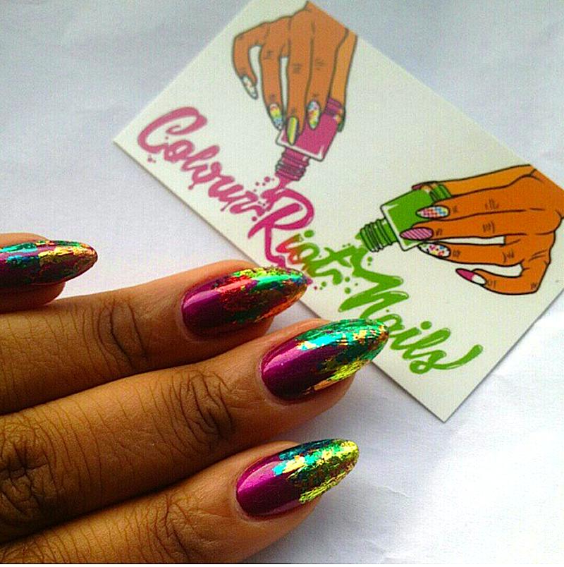 Colour Riot Nails pic 2