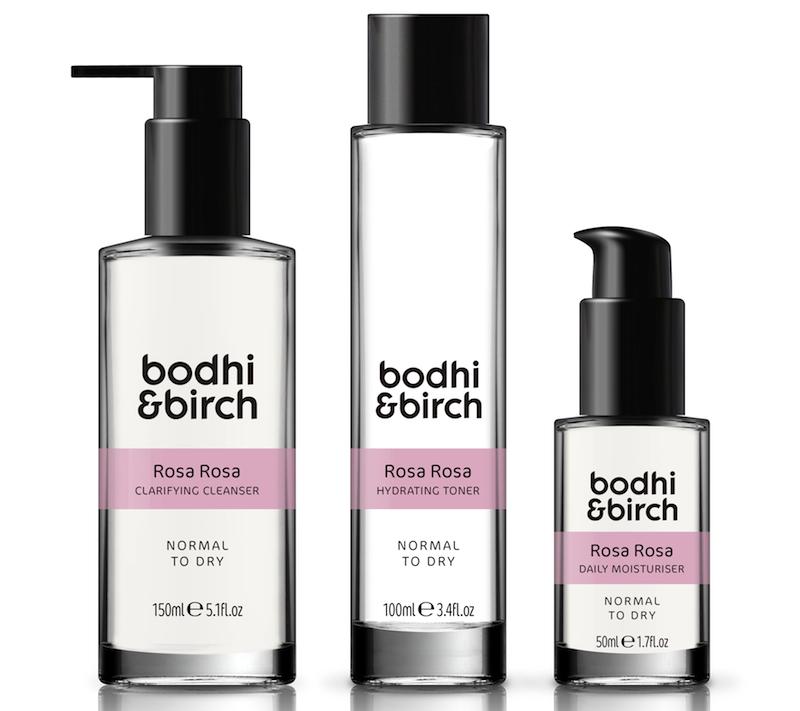 Bodhi & Birch Rosa Rosa Skincare