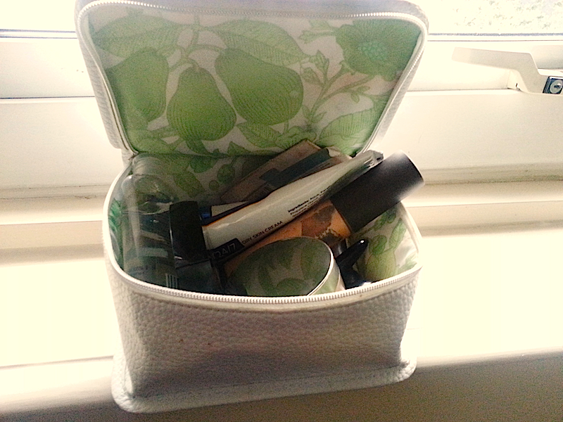 Ronke Lawal's makeup bag