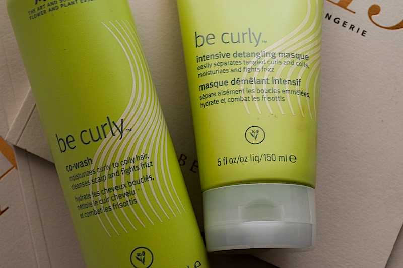 Aveda Be Curly range pic 2