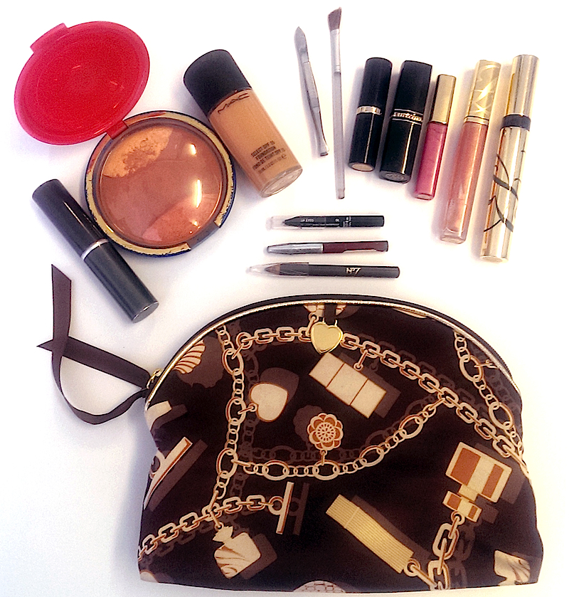 Denise Mahmud's Makeup Bag