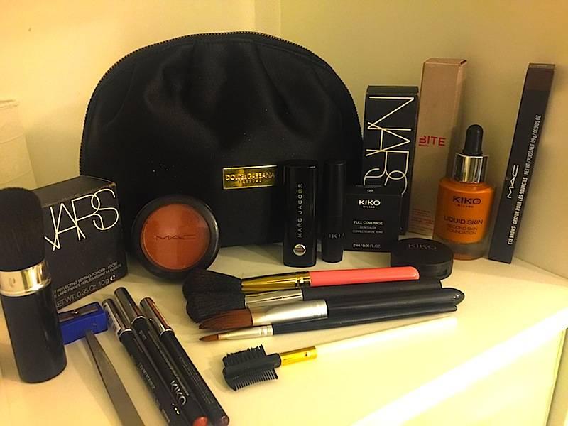 Casey Elisha Makeup Bag