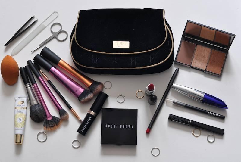 Sonia Greyson-Newman makeup bag