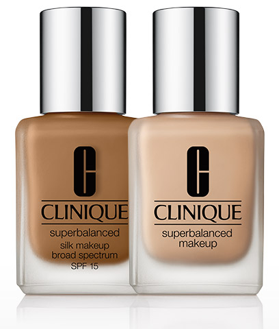 Clinique Superbalanced Silk SPF15 Foundation