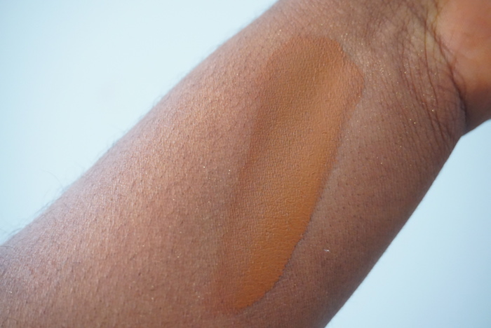 Fenty Beauty Foundation swatch.JPG