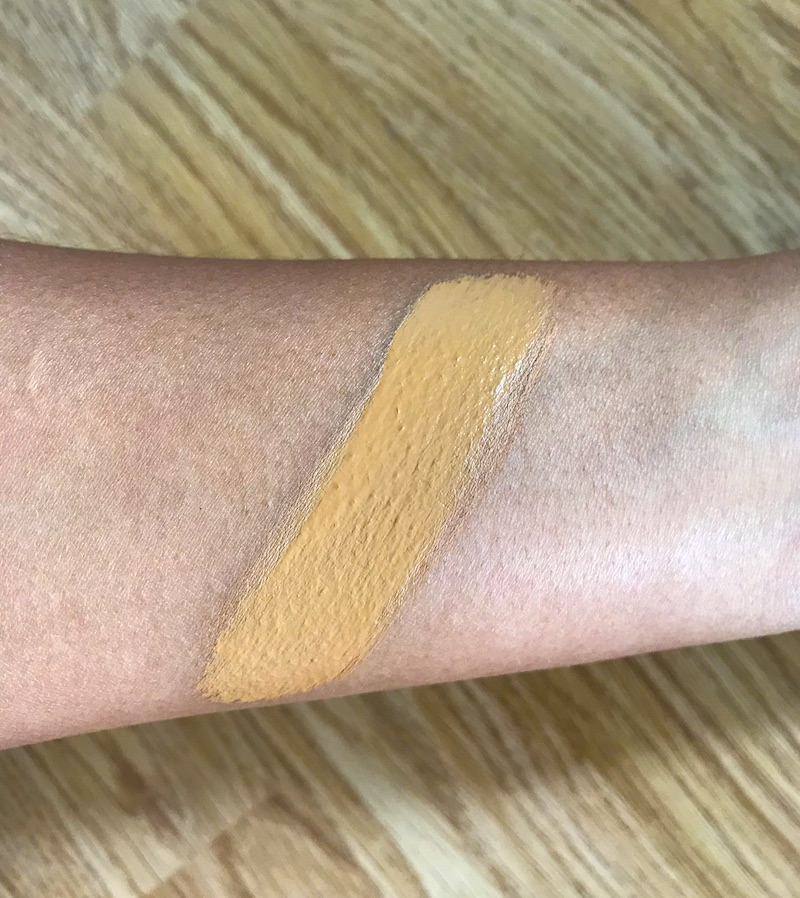 Cover FX Studio Fix Foundation Swatch.JPG