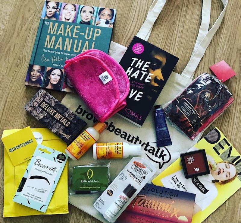 brownbeautytalk Makeup Masterclass_Goodie Bag.JPG