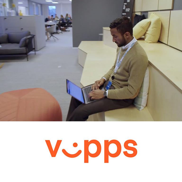 Vipps Employee Branding