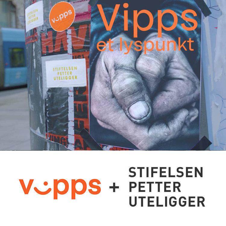 Vipps og Stiftelsen Petter Uteligger
