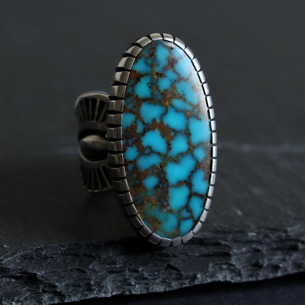 Turquoise Mountain Ring