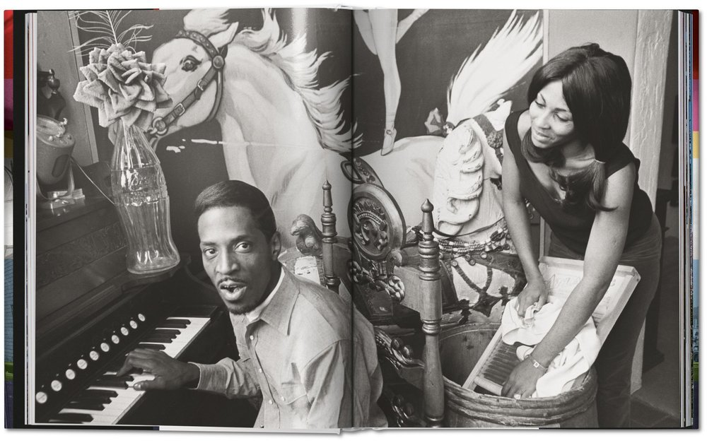Ike and Tina Turner, 1965.