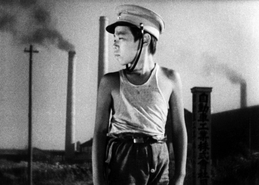 An Inn In Tokyo  (1935), directed by Yasujiro Ozu.