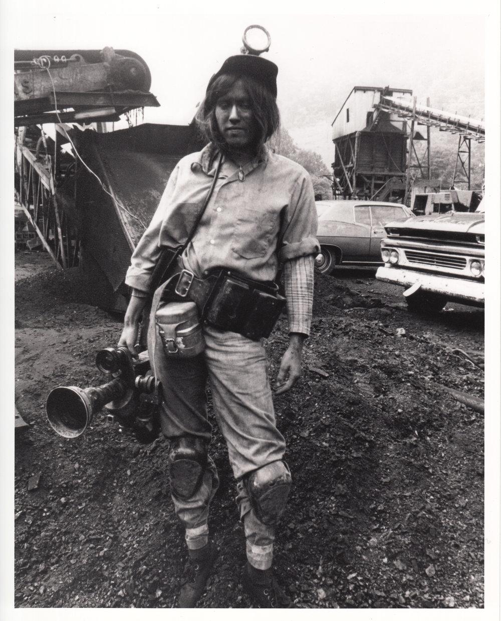 Barbara Kopple, circa 1975.