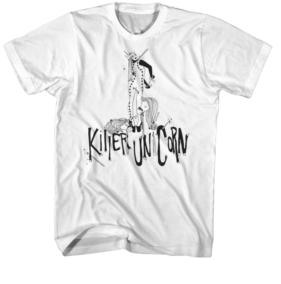 Killer Unicorn x Untitled Queen Tee - $25 S-3XL