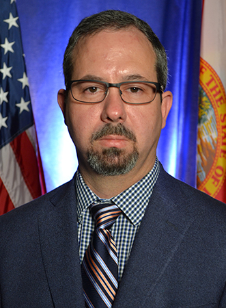 Thomas Vaughn, Chief Information Security Officer