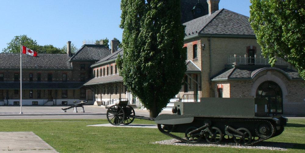 Royal Canadian Regiment museum.jpg