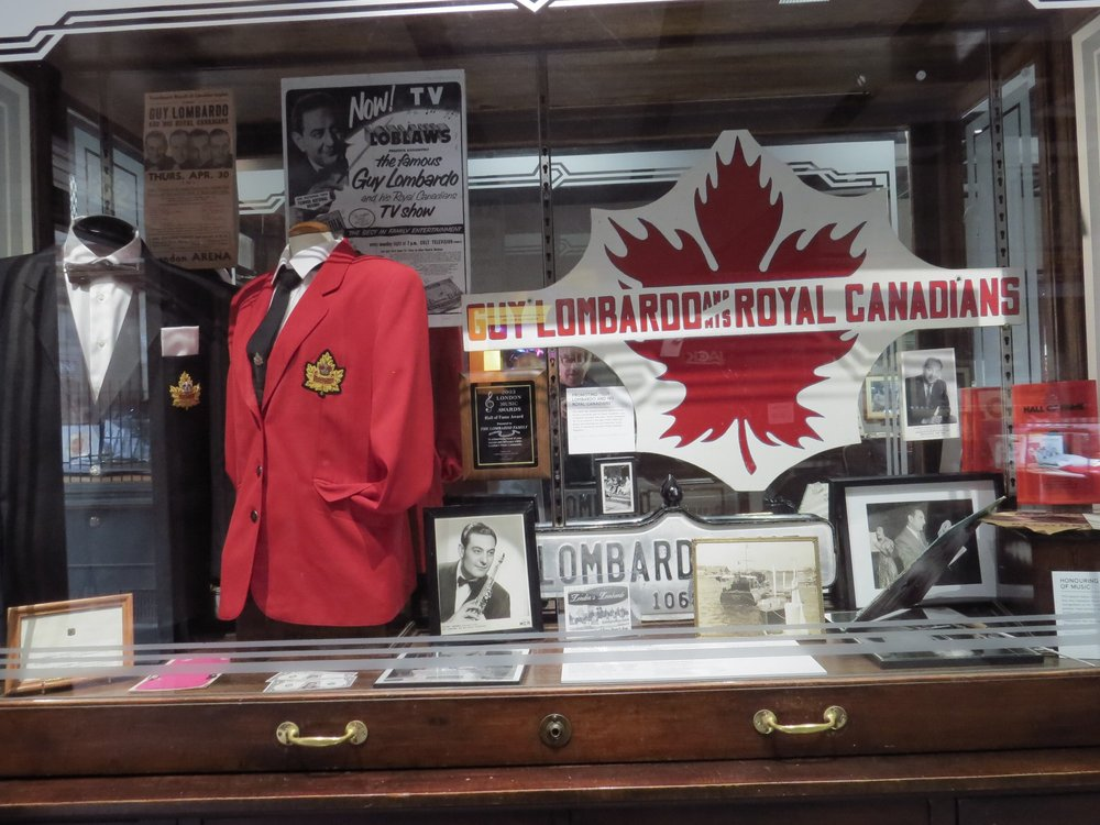 Copy of London Music Hall of Fame