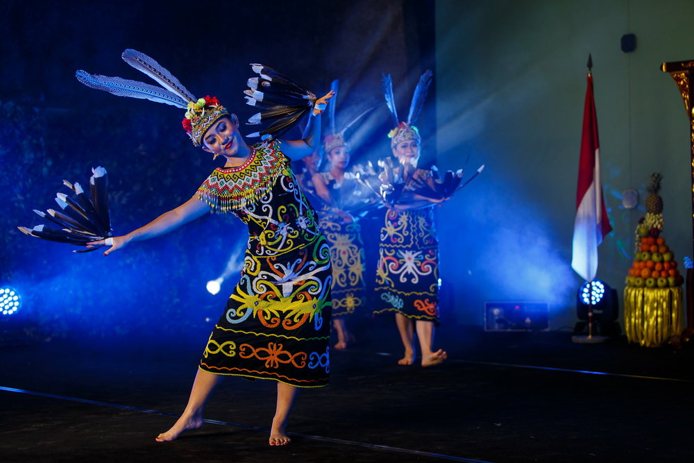 Embaixada da Indonésia em Portugal, mostra anual de produtos e tradições, Estufa Fria, Lisboa