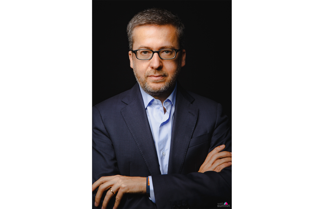 Carlos Moedas, E.U. Commissioner for Research, Science and Innovation (2015-2019)