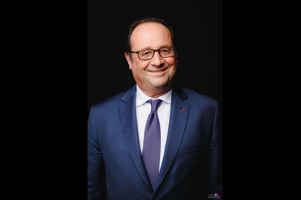 François Hollande, former President of France (2012-2017)