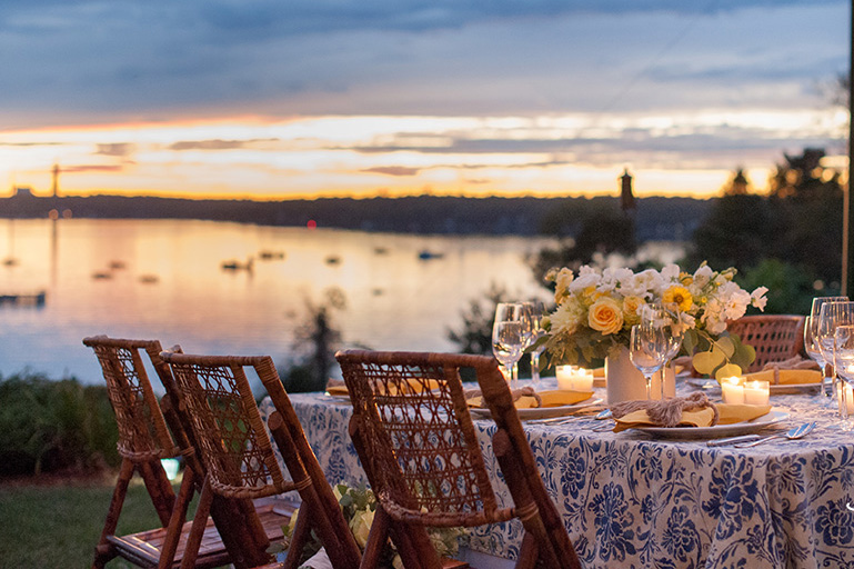 Elope Island Style - Start the rest of your lives together with your elopement at Chebeague Island Inn. Take time away from the world to enjoy the company of one another in the privacy and comforts found by our exclusive island getaway.